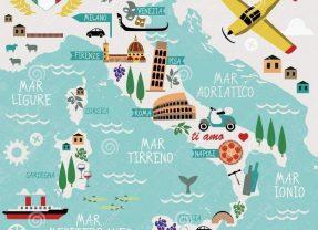 Como planejar uma viagem pra Itália?