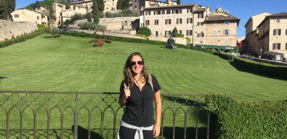 Itália: roteiro Assis (1 dia)
