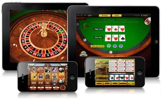 Roleta e casino